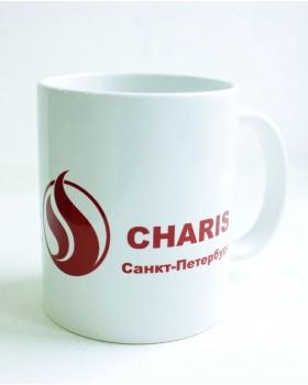 """Кружка """"CHARIS Санкт-Петербург"""""""